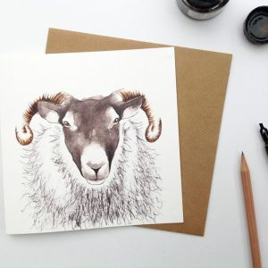 Ewe card