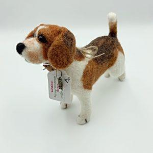 Felt Beagle