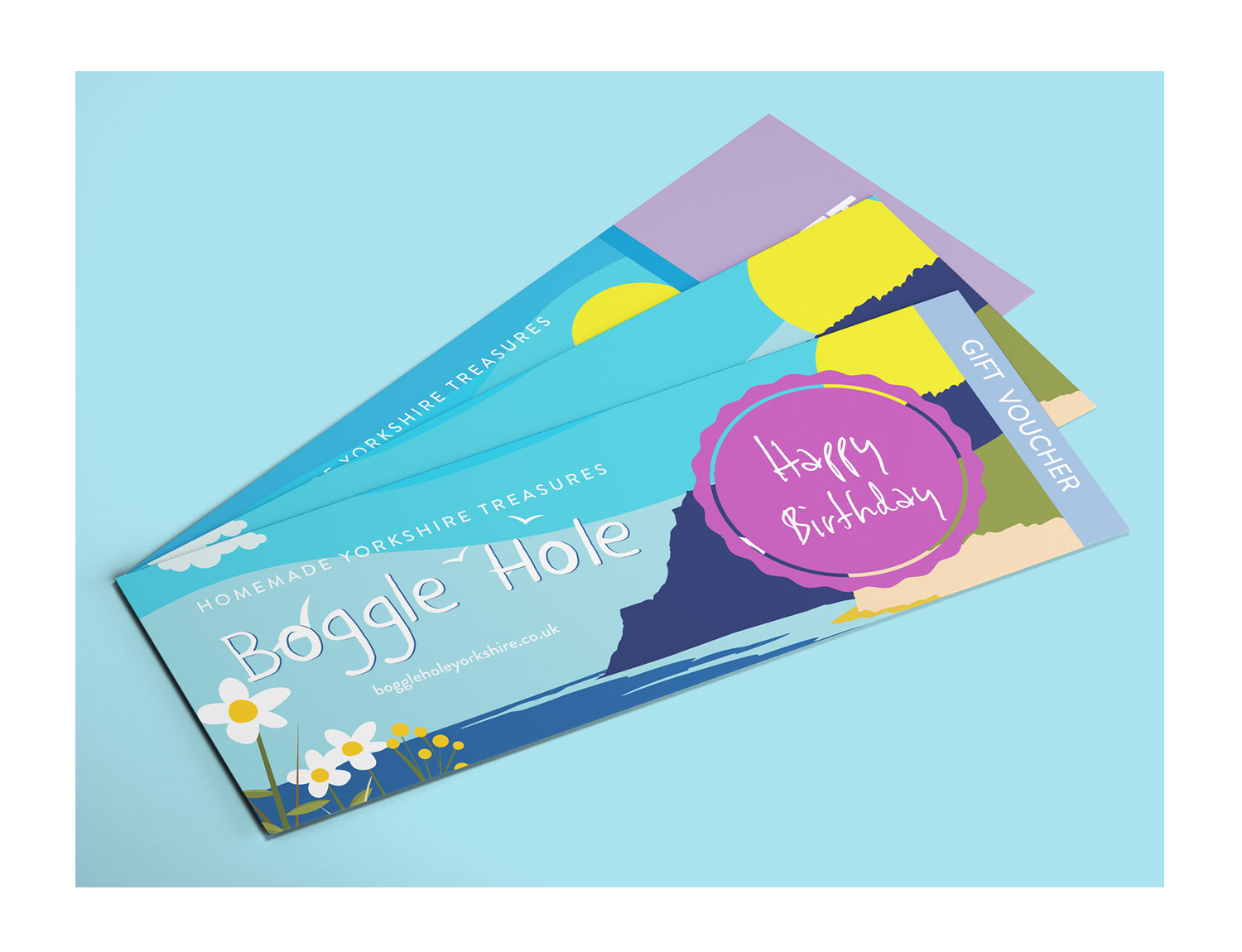 Boggle hole gift Vouchers