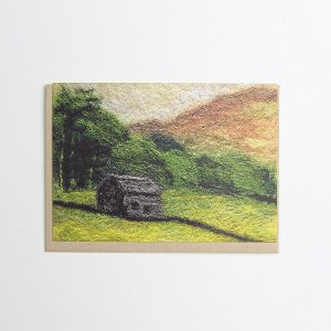 Hay Meadow card