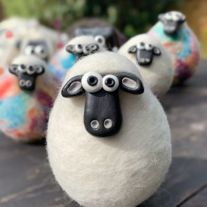 Wooly sheep