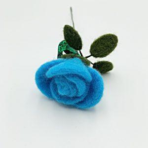 wool rose