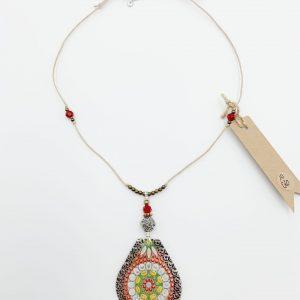 Metal jewellery