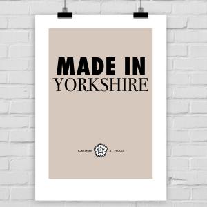 Yorkshire print