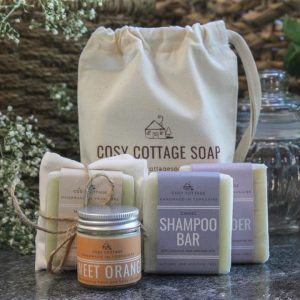 soap and cream gift