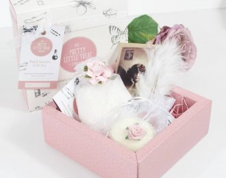 Bath Scents Gift Set