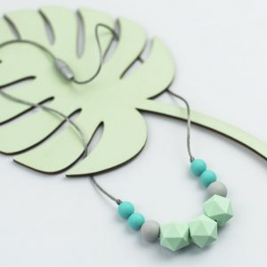 Teething jewellery
