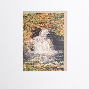 west burton falls card