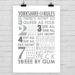 Yorkshire Prints