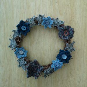 Chrochet Wreath