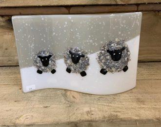 Sheep Glass Wave
