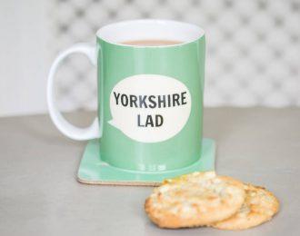 """Yorkshire Lad"" Mug"