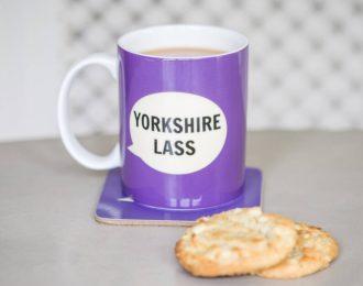 """""""Yorkshire Lass"""" Mug"""
