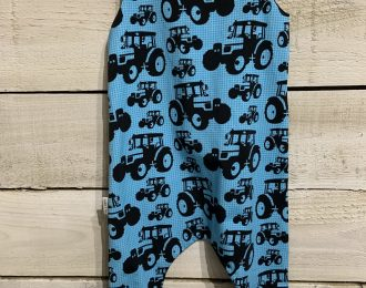 Tractor Romper (9-12 months)